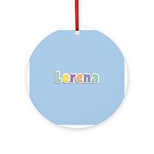 Lorena Spring14 Ornament (Round)