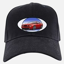 GT Stang Red Baseball Hat