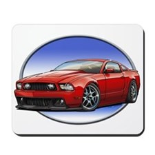GT Stang Red Mousepad