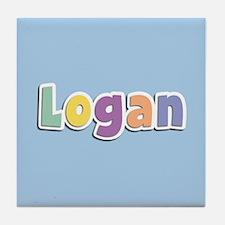 Logan Spring14 Tile Coaster