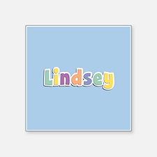 Lindsey Spring14 Sticker