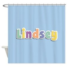 Lindsey Spring14 Shower Curtain