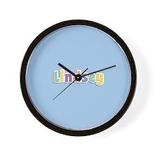 Lindsey Spring14 Wall Clock