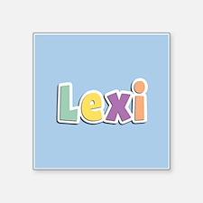 Lexi Spring14 Sticker