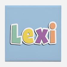 Lexi Spring14 Tile Coaster