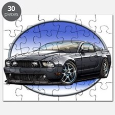 GT Stang Black Puzzle