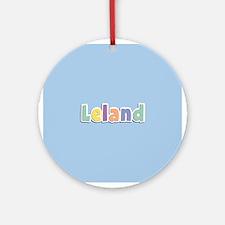 Leland Spring14 Ornament (Round)