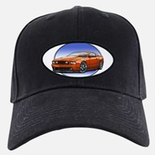 GT Stang Orange Baseball Hat