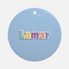 Lamar Spring14 Ornament (Round)