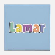 Lamar Spring14 Tile Coaster