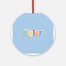 Kyler Spring14 Ornament (Round)