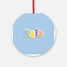 Kyla Spring14 Ornament (Round)