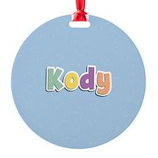Kody Spring14 Ornament