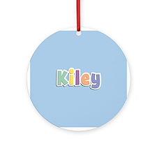 Kiley Spring14 Ornament (Round)