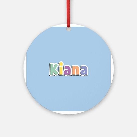 Kiana Spring14 Ornament (Round)