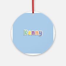 Kenny Spring14 Ornament (Round)