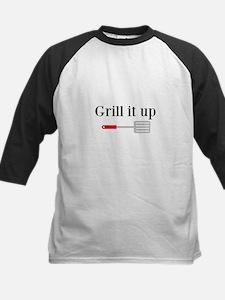 Grill it up Spatula Baseball Jersey