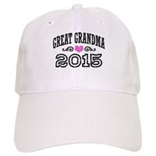 Great Grandma 2015 Baseball Cap