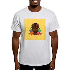 Tropical Tiki Head T-Shirt