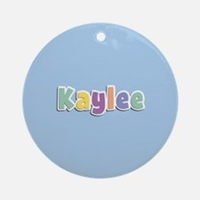 Kaylee Spring14 Ornament (Round)