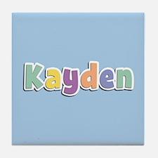 Kayden Spring14 Tile Coaster
