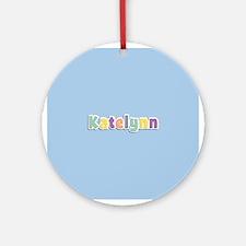 Katelynn Spring14 Ornament (Round)