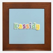 Kassidy Spring14 Framed Tile