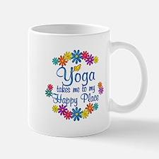 Yoga Happy Place Mug