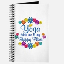 Yoga Happy Place Journal