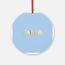 Kaleigh Spring14 Ornament (Round)