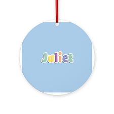 Juliet Spring14 Ornament (Round)