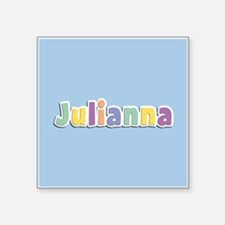 Julianna Spring14 Sticker