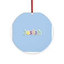 Josiah Spring14 Ornament (Round)