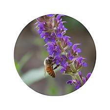 """Honeybee 3.5"""" Button"""