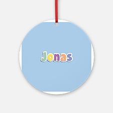 Jonas Spring14 Ornament (Round)