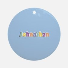 Johnathan Spring14 Ornament (Round)