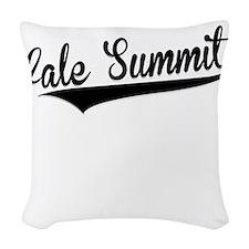 Vale Summit, Retro, Woven Throw Pillow