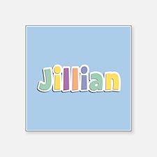Jillian Spring14 Sticker