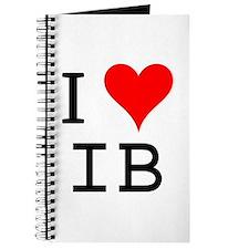 I Love IB Journal