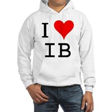 I Love IB Hoodie