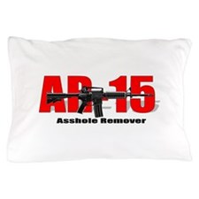 AR15 (Adult Humor) Pillow Case