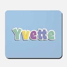 Yvette Spring14 Mousepad