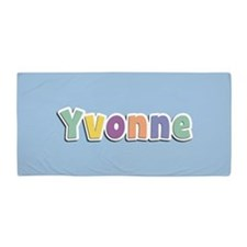 Yvonne Spring14 Beach Towel