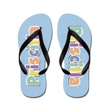 Priscilla Spring14 Flip Flops