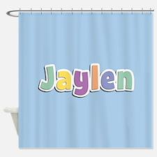 Jaylen Spring14 Shower Curtain