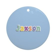 Jaxson Spring14 Ornament (Round)