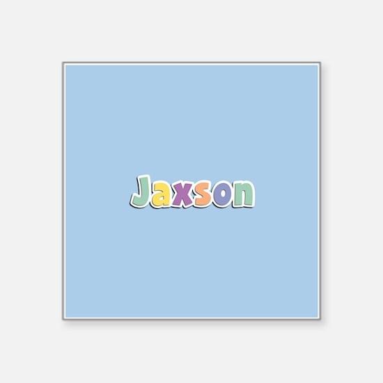 Jaxson Spring14 Sticker