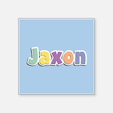 Jaxon Spring14 Sticker