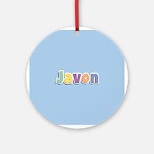 Javon Spring14 Ornament (Round)