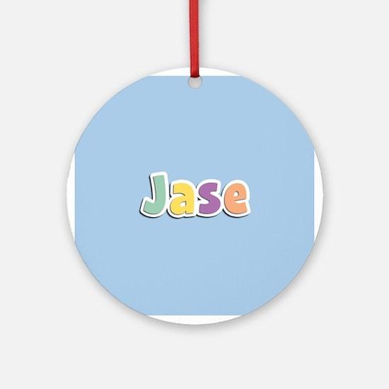 Jase Spring14 Ornament (Round)